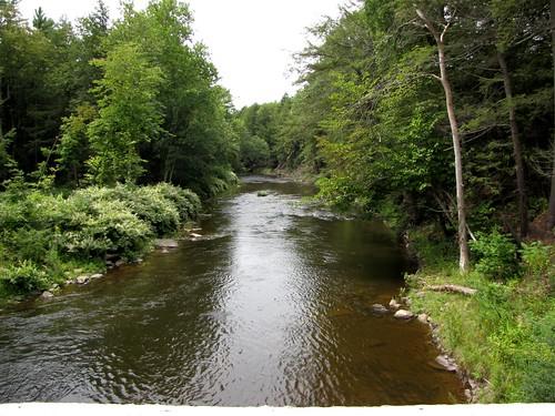 The twin bridges fishing creek twp columbia county pen for Fishing creek pa
