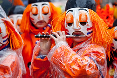 Carnival of Basel - Basler Fasnacht | by florianziegler