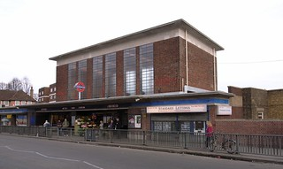 Acton Town Tube Station | by stevecadman