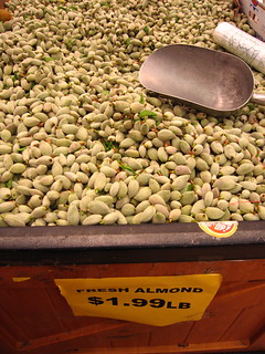 Fresh almonds | by giantjeansparlor
