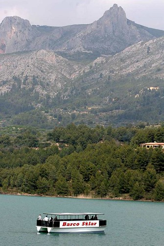 Barco solar guadalest casas rurales alicante alicante - Casa rural guadalest ...