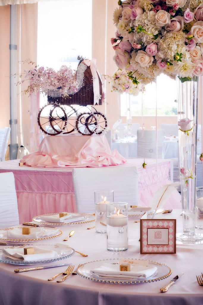 Baby Shower Table Setting Cinzo Photography The Citizen Hotel