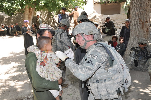 Combat Medics in Afghanistan | by The U.S. Army