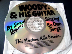Woody Guthrie: This Machine Kills Fascists | by shannonpatrick17