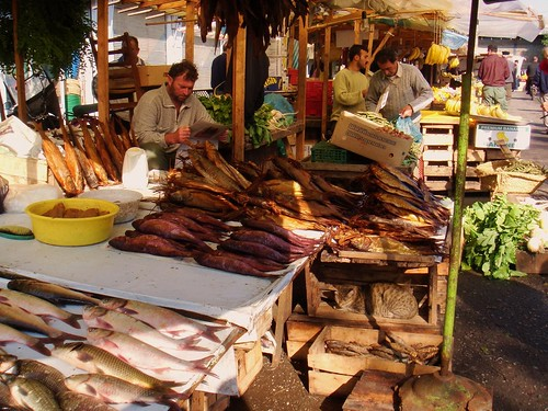 Anzali Fish Market | by Parvin ♣( OFF for a while )
