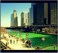 St. Patricks Day @ Chicago | by ajitchouhan