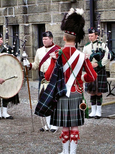 Pipe & Drum Drill