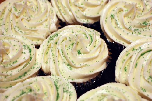 Mint Julep Cupcakes Recipe Using A Cake Mix