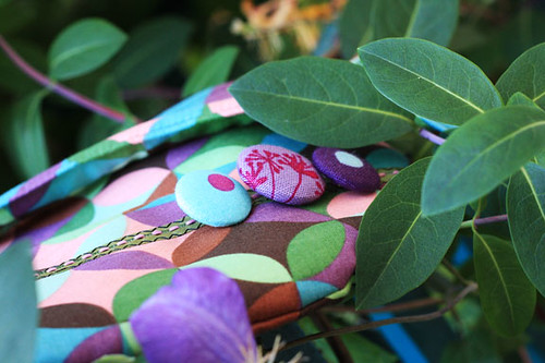 bohemian hipster clutch bag detail | by Katarina Roccella