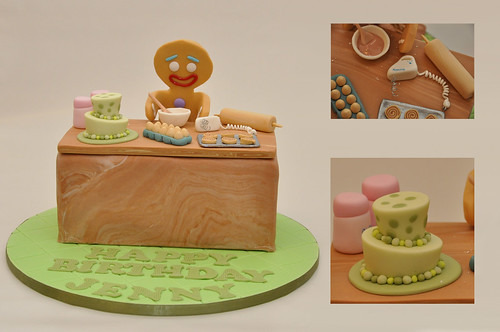 Gingy | by Nati's Cakes