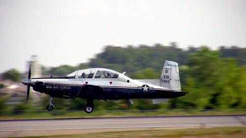 T-6 Texan II Vance AFB, Oklahoma