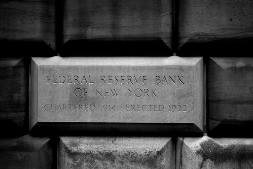 the federal reserve, ny | by eflon