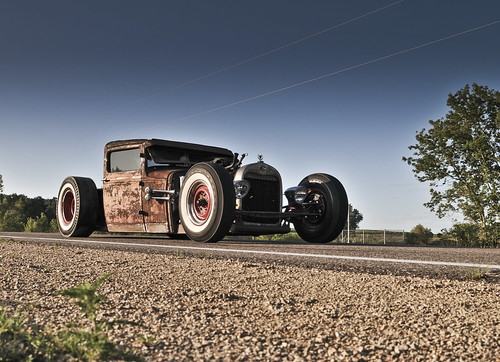 Wolf's Rat Rod | by jaho