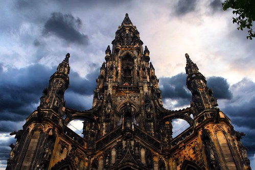 Edinburgh architecture | by @Doug88888