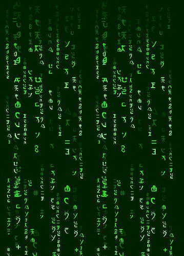 Matrix Code | by Absolute Chaos