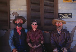 Last Frontier Village - Las Vegas, Nevada | by The Cardboard America Archives