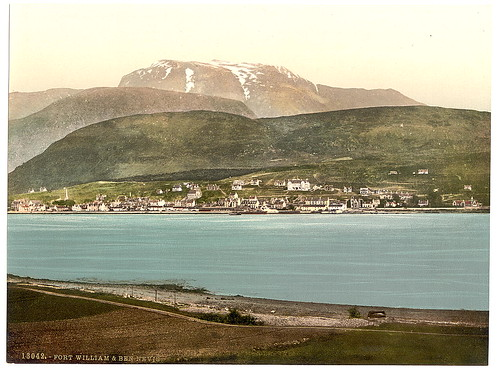 [Fort William and Ben Nevis, Scotland] (LOC) | by The Library of Congress