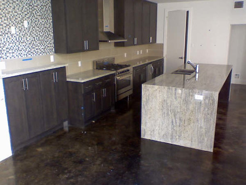 Modern Granite Countertop Modern Granite Kitchen Counterto Flickr