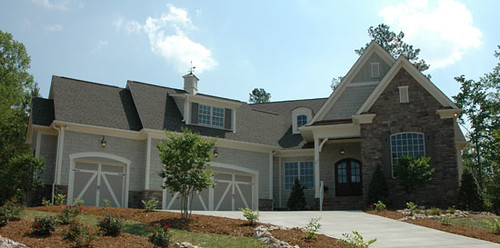 The keowee donald a gardner architects inc front for Donald a gardner architects