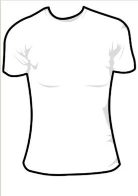 Girl's T Shirt template | Anthony Libonati | Flickr