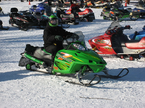 Arctic Cat Crossfire  Top Speed