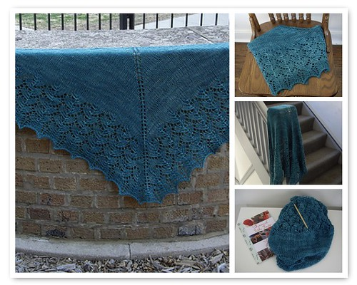Ishbel Mosaic | by jodi at caffeinated yarn