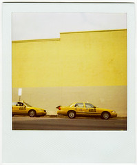 Arthouse and Yellow Taxi Cabs | by kathyv
