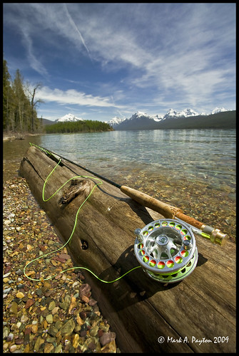Fly rod reel on log hatch fly reel and orvis fly rod for Orvis fly fishing blog
