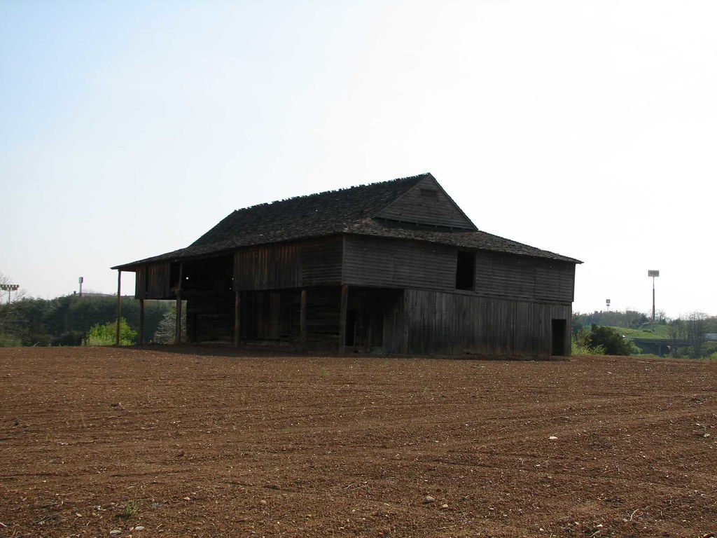 4 26 08 American Bowman House Barn And Farmhouse Flickr