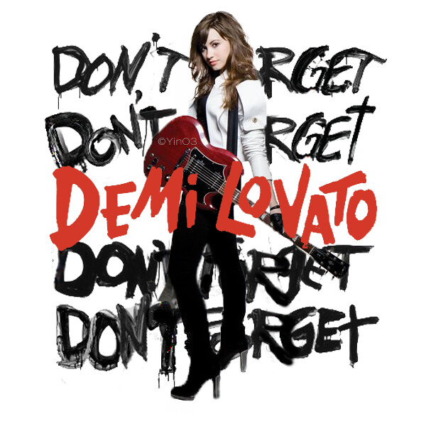 Demi Lovato Dont Forgetcover By Im