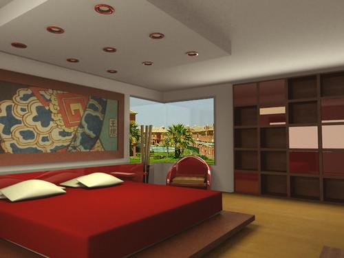 Room interior design sample 01 design room interior - Interior design samples for free ...