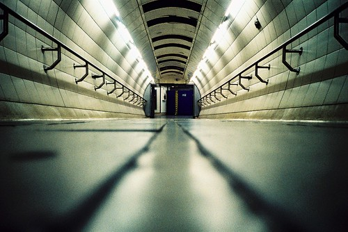 Waterloo tunnel | by m+b