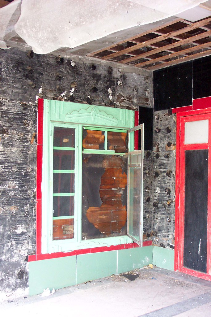 ... Palace Theater ~ McComb Louisiana ~ Display Case | By Onasill ~ Bill  Badzo   54M