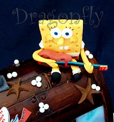Spongebob Squarepants Cake Decorating