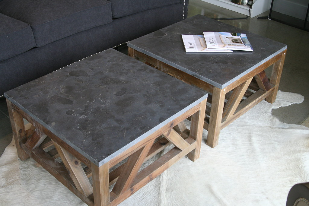 ... Bluestone Coffee Tables Set Of 2, $1066 | By Decorum Home U0026 Design