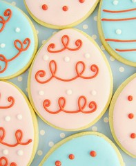 easter cookies! | by hello naomi