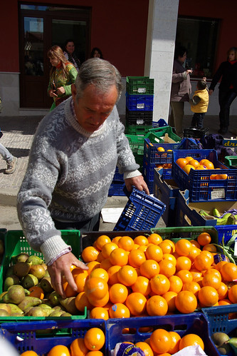Oranges - Picos de Europa | by The Hungry Cyclist