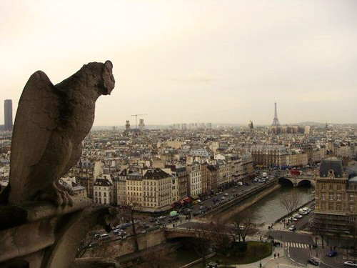 He Watches Over The City | by Videlicet Claro