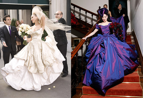 Vivienne Westwood wedding dresses | Calvin Wong | Flickr