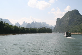 Cruise on the Li River | by Bernt Rostad