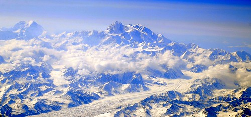 Alaska Range Mount Hunter & Mount McKinley | by MarculescuEugenIancuD5200Alaska