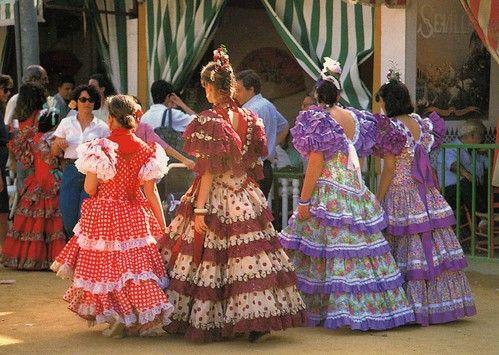 an analysis of traditional dance of spain The traditional accounts narrate that one night,  reaching europe through the arab courts in medieval spain,  muslim histories & cultures.