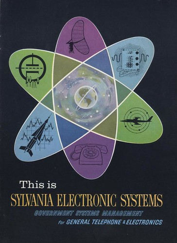 Sylvania Electronic Systems Ad | by bustbright