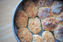Biscuits by Dorie Greenspan and Shirley Corriher | by Let Her Bake Cake