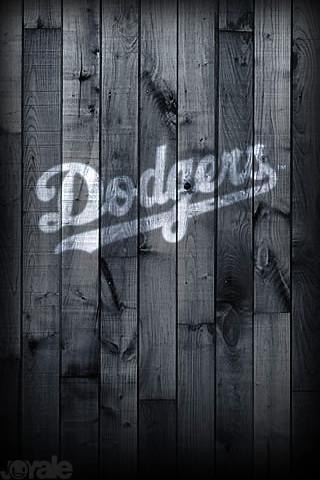 LA Dodgers I Phone Wallpaper