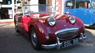 Austin Healey Frogeye Sprite | by The Plate Market