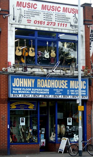 Johnny Roadhouse Music | by David Masters