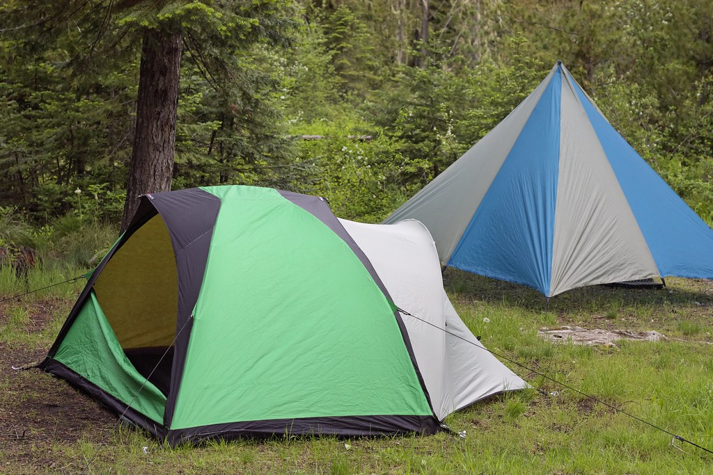 ... Bibler Ahwahnee Tent with Megalight | by CT Young : bibler tent - memphite.com