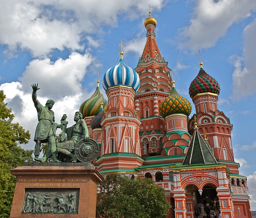 St. Basil's Cathedral | by jurvetson