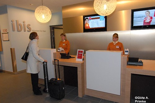 Ibis Hotel Munchen Ungererstrabe